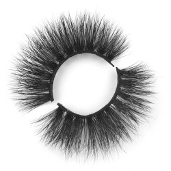 Popular dramatic 3D mink lash supplier 3D025