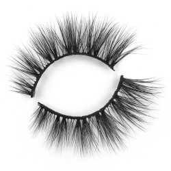 Private label mink lash whoelsaler 3D009
