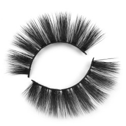 Private labeling wholesale faux mink lash BW214