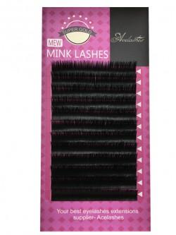 Pure Handmade Mink Eyelash Extensions Top Quality