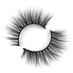 Quality wholesale 3D mink lash vendor 3D023
