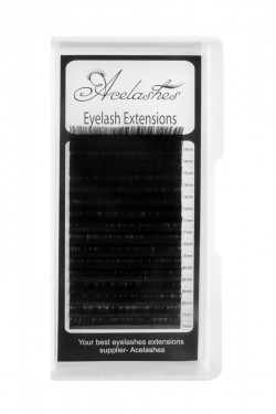 Russian Volume 0.05 Lash Extensions Supplies B Curl 12mm