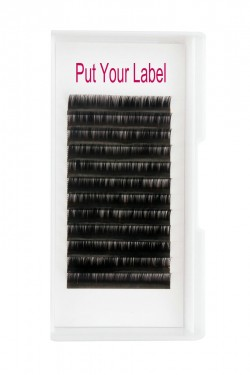 Russian Volume 0.07 Lash Extensions Factory online Shop B Curl  12mm