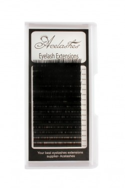 Russian Volume 0.15 Lash Extensions Supplies B Curl Mix Length