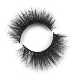 Wholesale affordable 3D mink lash vendor 3D007