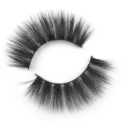 Wholesale private label faux mink lash vendor BW202