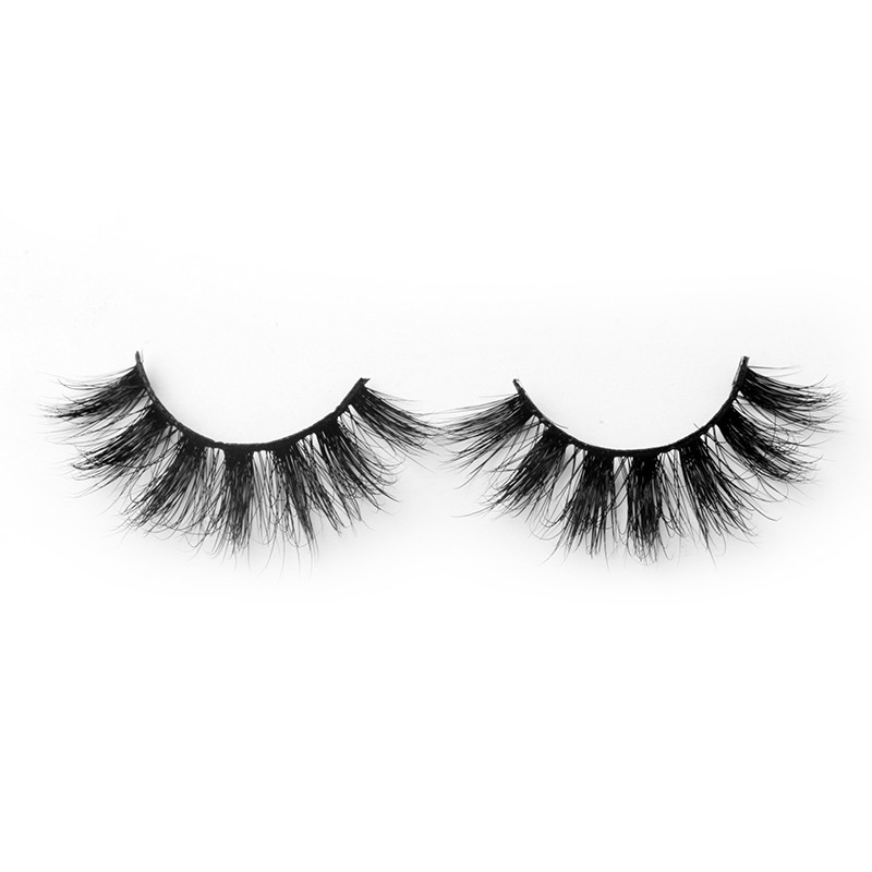 Pure Hand Made 3D Mink Lashes With Private Label B3D159