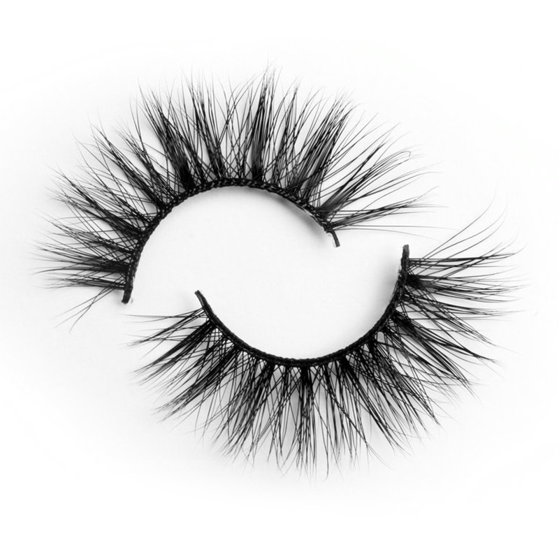 12a374df832 Super Natural Mink Pure Hand Made Real Mink Eyelashes BM057