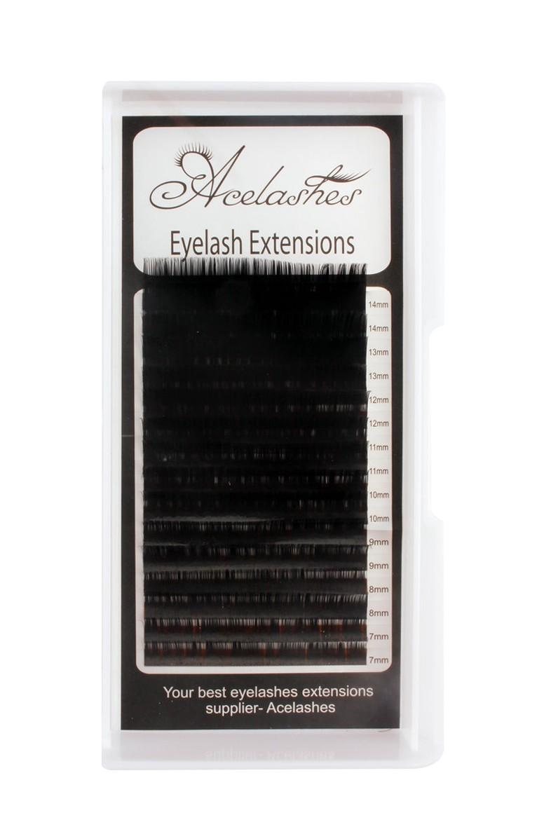 3c04668ae7e Wholesale Faux Mink Eyelash Extensions Silk Lash 0.07mm thickness