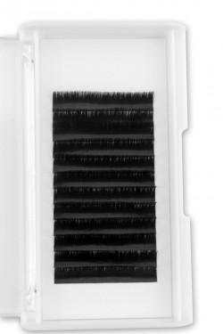 0.07MM Fan Eyelash Extensions J Curl  12mm