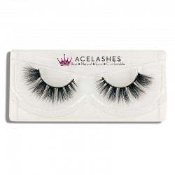 Best Wholesale Pure Hand Made  3D Mink Lashes 3DM005