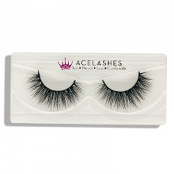 100% Mink Fur Very Soft 3D Mink Lashes 3DM636
