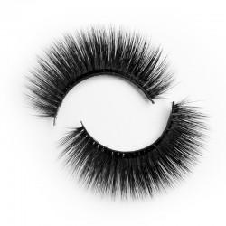 3DF87 2018 New Style 3D Faux Mink Lashes With Custom Package