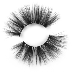 Buy 25mm Wholesale 3D mink Lashes 5D04