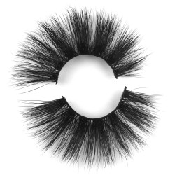 Manufacture 5D 25mm Mink Lashes 100% Pure Hande Made Lashes 5D07