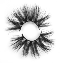 Wholesale New Designed Best 5D 25mm Mink Lashes 5D081