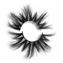 Wholesale New Best 5D 25mm Mink Lashes 5D083
