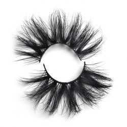 Wholesale New Best 5D 25mm Mink Lashes 5D084
