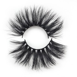 Wholesale Best and New 5D 25mm Mink Lashes 5D091