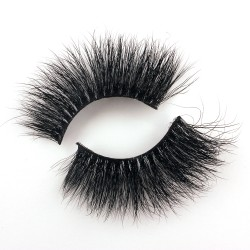 Charming Pure Hand Made 3D Mink 25MMLashes 5D116