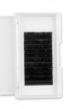 0.20MM Flat Eyelash Extensions B Curl 12mm