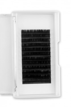 0.20MM Flat Eyelash Extensions C Curl 12mm