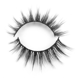 Wholesale Best Seller Private Label 3D Silk Lashes ABN10
