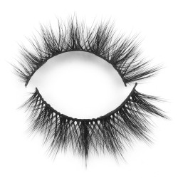 Wholesale Best Seller Private Label 3D Silk Lashes ABN20
