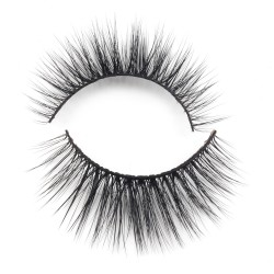 Wholesale Best Seller Private Label 3D Silk Lashes ABN3