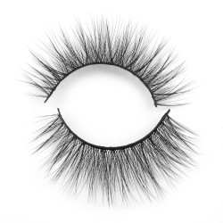 Wholesale Best Seller Private Label 3D Silk Lashes ABN6
