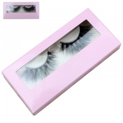 Stock Packaging Pink Paper Box ACE-P22