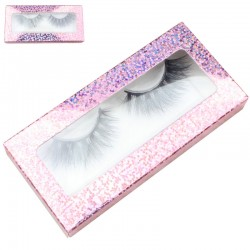 Stock Min Lashes Paper Boxes Online ACE-P4