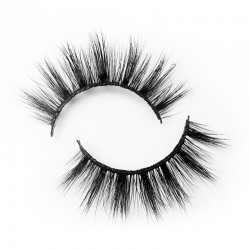 Super Soft Band 3D Mink Lashes With Wholesale Price B3D152