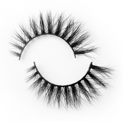 Fluffy 3D Mink Lashes Private Label Online B3D172