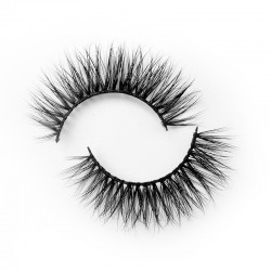 Wholesale Price Pure Hand Made Mink Eyelashes Online B3D189