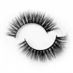 Customized Logo Mink Eyelashes Online B3D190