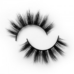 Best 3D Mink Lashes Your Own Packaing Label B3D079