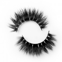 Wholesale Mink Lashes 3D Effect With Your Private Label B3D087