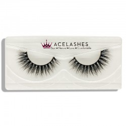 The Most Comfortable 3D Mink Lashes DM007
