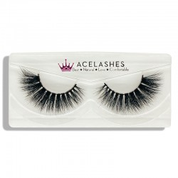 New Fashion 3D Mink Lashes With Private Label DM012