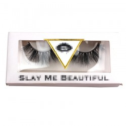 eyelash packing with custom logo CPB06