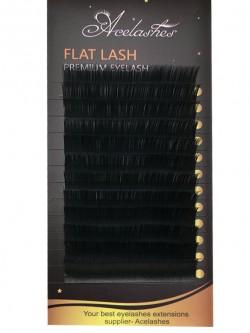 High Quality Flat Silk Eyelash Extensions