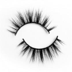 Top Sale Natural Soft Mink Eyelashes Own Brand BM090