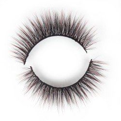 Gorgeous 3D Silk Lashes Best Wholesale N3DS012