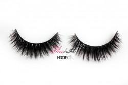 New Luxury  3D Silk False Eyelashes