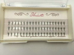Private Label 2D/3D/4D/5D/6D/8D/10D  Flare Cluster 8-14mm Eyelash Extension