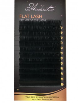 Pure Handmade Eyelash Extension Flat Lashes
