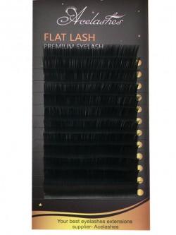 Pure Handmade Eyelash Extension Flat Lashes