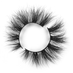 Quality 4D 20mm Mink Lashes Factory With Your Private Label 4D013