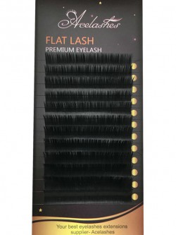 Slim Eyelash Extension Synthetic Wholesale Lashes
